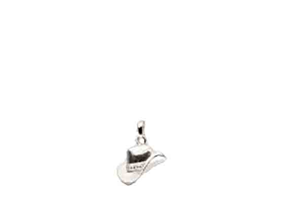 Bijoux western pendentifs western pendant the big hat without chain aloadofball Image collections